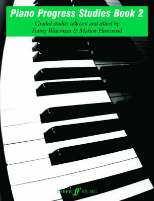 Piano Progress Studies, Bk 2 by Fanny Waterman