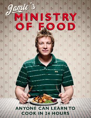 Jamie's Ministry of Food book