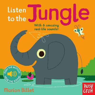 Listen to the Jungle by Marion Billet