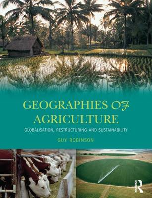 Geographies of Agriculture book