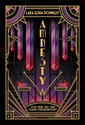 Amnesty: Book 3 in the Amberlough Dossier by Lara Elena Donnelly