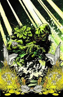 Swamp Thing TP Vol 01 Raise Them Bones TP book
