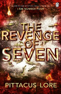 Revenge of Seven by Pittacus Lore