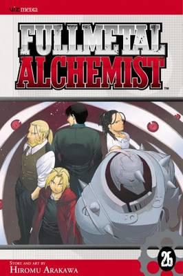 Fullmetal Alchemist, Vol. 26 by Hiromu Arakawa