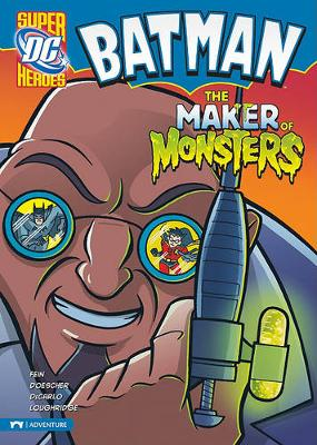Maker of Monsters by ,Eric Fein