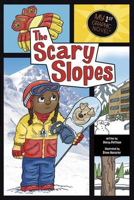 The Scary Slopes by Darcy Pattison