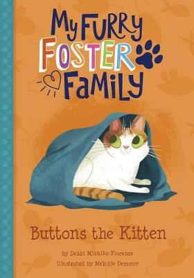 Buttons the Kitten by Debbie Michiko Florence