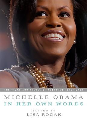 Michelle Obama in her Own Words book
