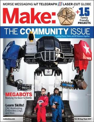 Make: Volume 58 by Mike Senese