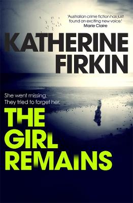 The Girl Remains book