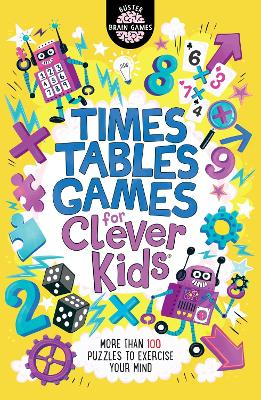 Times Tables Games for Clever Kids book