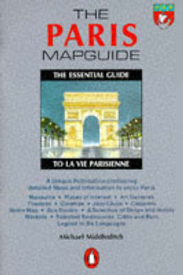 The Paris Mapguide by Michael Middleditch