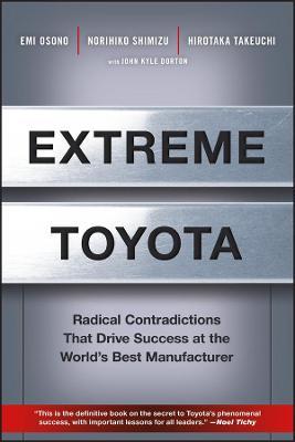 Extreme Toyota by Emi Osono