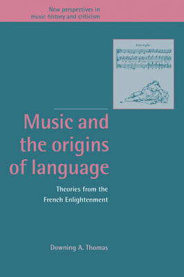 Music and the Origins of Language book