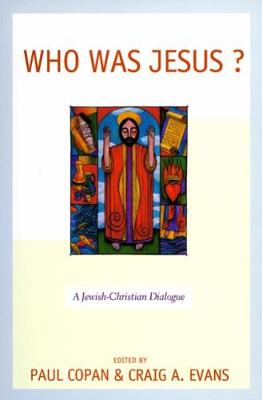 Who Was Jesus? book