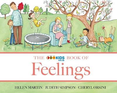 The The ABC Book of Feelings [Big Book] by Helen Martin