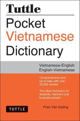 Tuttle Pocket Vietnamese Dictionary by Phan Van Giuong