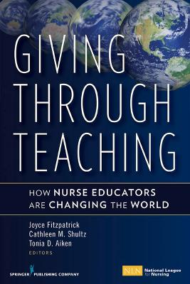 Giving Through Teaching by Joyce J. Fitzpatrick