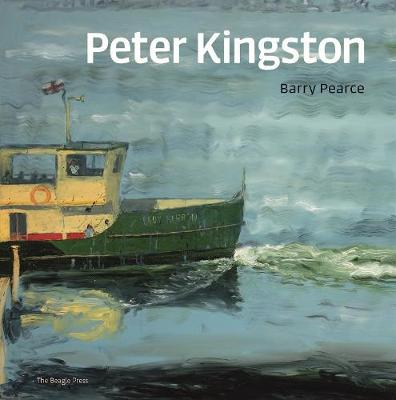 Peter Kingston by Barry Pearce
