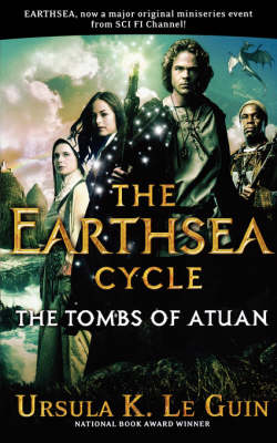 The Tombs of Atuan by Ursula K Le Guin