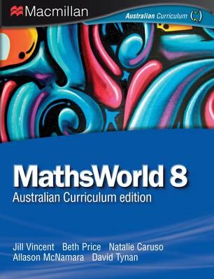MathsWorld 8 book