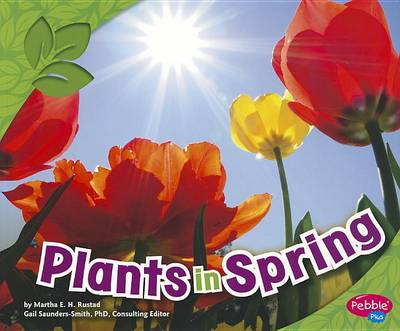 Plants in Spring by Martha E H Rustad