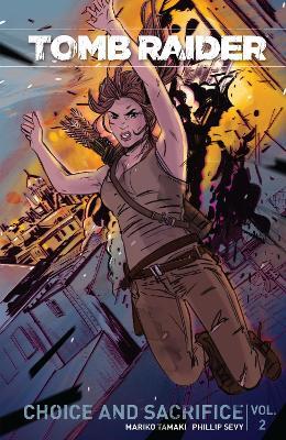 Tomb Raider Volume 2 by Tula Lotay