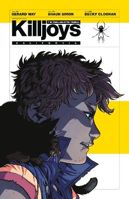 True Lives Of The Fabulous Killjoys by Becky Cloonan