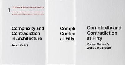 Complexity and Contradiction at fifty: Studies toward an Ongoing Debate by Martino Stierli