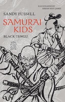 Samurai Kids 8: Black Tengu book
