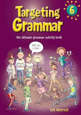 Targeting Grammar Book 6 by Del Merrick