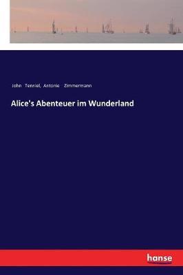 Alice's Abenteuer im Wunderland by John Tenniel