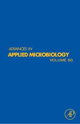 Advances in Applied Microbiology book
