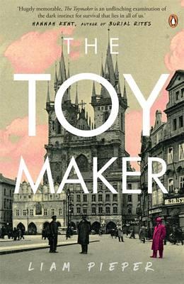 Toymaker book