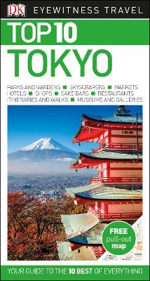 Top 10 Tokyo by DK