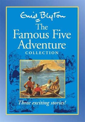 Famous Five Adventures Collection book