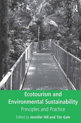 Ecotourism and Environmental Sustainability by Dr. Tim Gale
