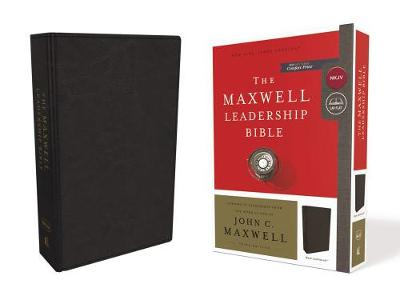 NKJV, Maxwell Leadership Bible, Third Edition, Leathersoft, Black, Comfort Print: Holy Bible, New King James Version by John C. Maxwell