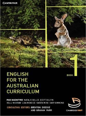 English for the Australian Curriculum Book 1 by Brenton Doecke