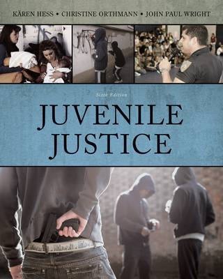 Juvenile Justice by John Wright