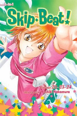Skip Beat! (3-in-1 Edition), Vol. 8 by Yoshiki Nakamura
