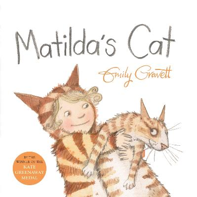 Matilda's Cat book