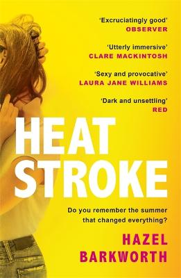 Heatstroke: a dark, compulsive story of love and obsession book
