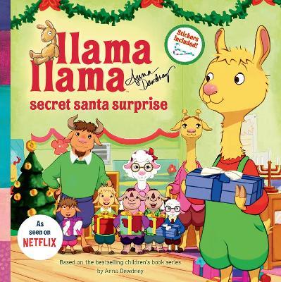 Llama Llama Secret Santa Surprise book
