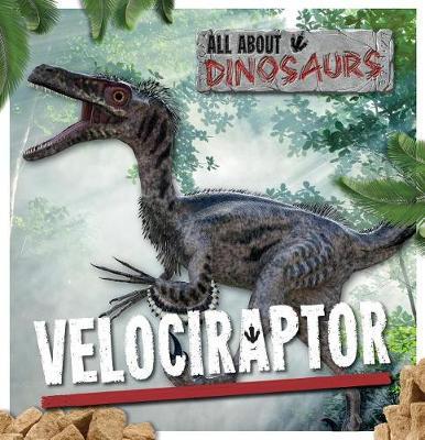 Velociraptor by Mike Clark
