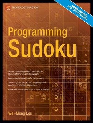 Programming Sudoku by Wei-Meng Lee