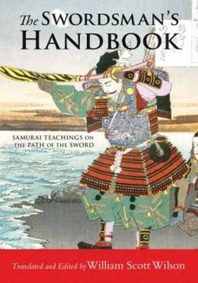 The Swordsman's Handbook by William Scott Wilson