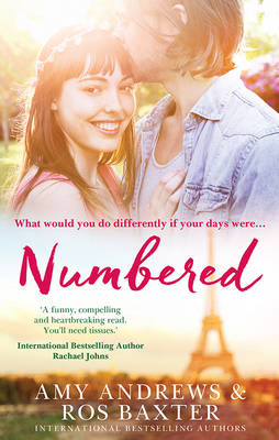 NUMBERED by Amy Andrews
