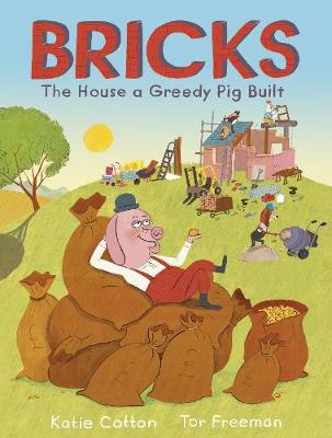 Bricks: The House a Greedy Pig Built book