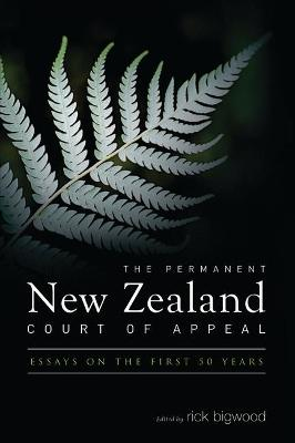 Permanent New Zealand Court of Appeal by Rick Bigwood